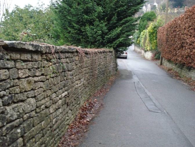 Nailsworth Wall